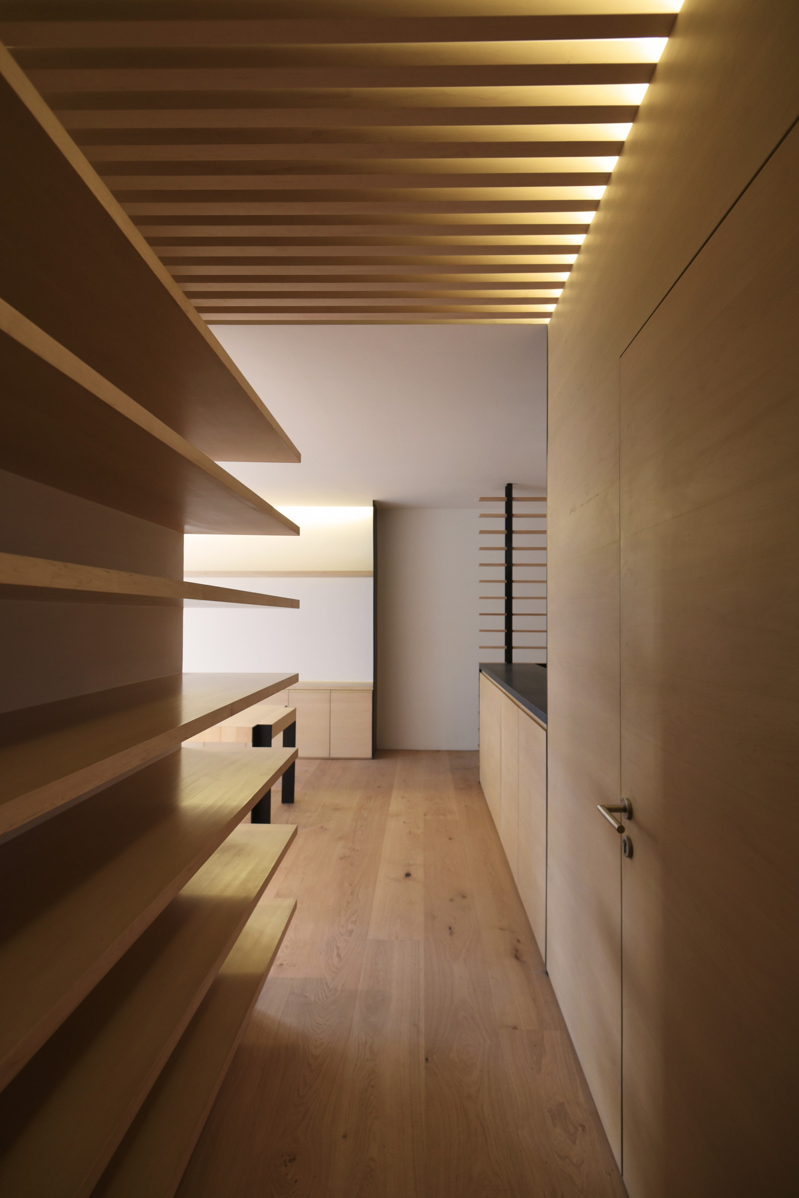 Satoshi Kawakami 川上聡 architecture 建築 architect Apartment in Polanco