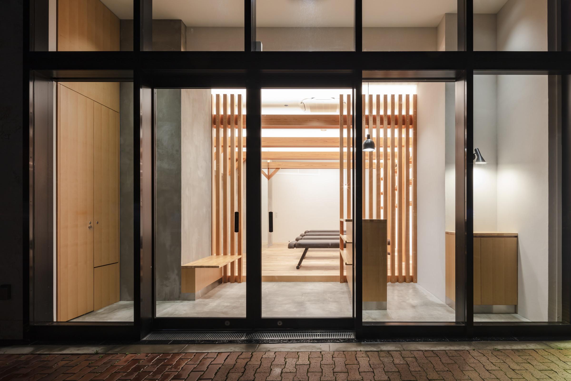 Satoshi Kawakami 川上聡 architecture 建築 architect Shop in Kudanshita